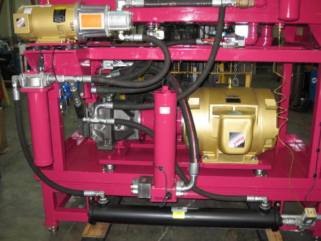 K650 power unit 123